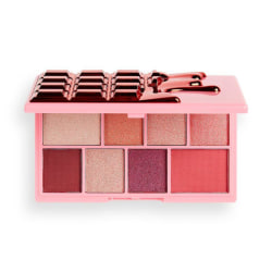 Makeup Revolution I Heart Revolution Palette - Cherry Mini Rosa