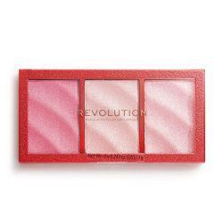 Makeup Revolution Precious Stone Highlighter - Ruby Crush Rosa
