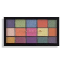 Makeup Revolution Re-Loaded Palette Passion for Colour multifärg