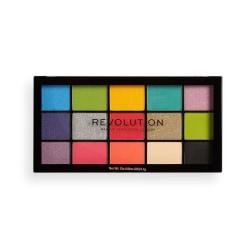 Makeup Revolution Reloaded Palette - Euphoria Svart