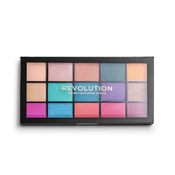 Makeup Revolution Reloaded Palette - Jewelled Svart
