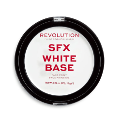 Makeup Revolution SFX White Cream Base Face Paint Vit
