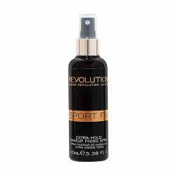 Makeup Revolution Sport Fix Extra Hold Fixing Spray  Svart