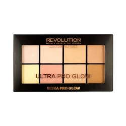 Makeup Revolution Ultra Pro Glow Svart