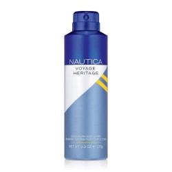 Nautica Voyage Heritage Deo Spray 177ml Blue