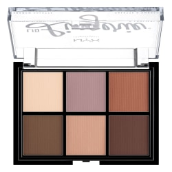 NYX PROF. MAKEUP Lid Lingerie Shadow Palette Transparent
