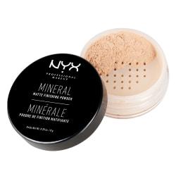 NYX PROF. MAKEUP Mineral Finishing Powder Light/Medium Transparent