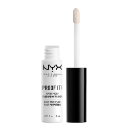 NYX PROF. MAKEUP Proof It! - Waterproof Eyeshadow Primer 7ml Vit