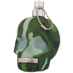 Police To Be Camouflage Edt 125ml Transparent