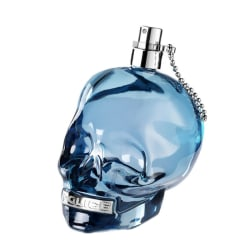 Police To Be (Or Not To Be) Edt 40ml Transparent