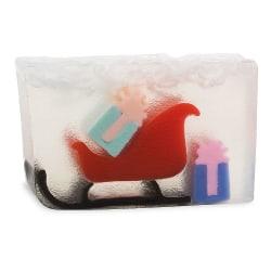 Primal Elements Bar Soap Santa's Sleigh 170g Transparent