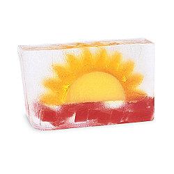 Primal Elements Bar Soap Sunrise, Sunset 170g Transparent