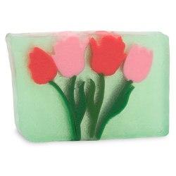 Primal Elements Bar Soap Tulips 170g Transparent