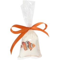 Primal Elements Fish In a Bag Clownfish 100g Transparent