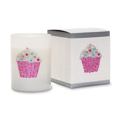 Primal Elements Icon Candle Cupcake Transparent