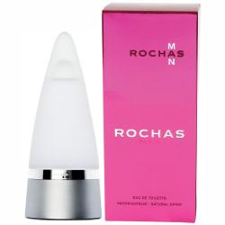Rochas Man Edt 100ml Transparent