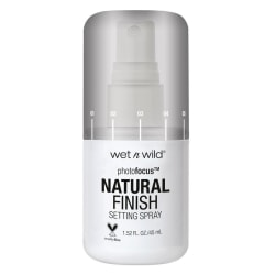Wet n Wild Photo Focus Setting Spray - Natural Finish Vit