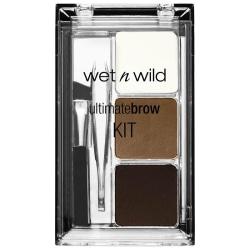 Wet n Wild Ultimate Brow Kit - Soft Brown  Brun