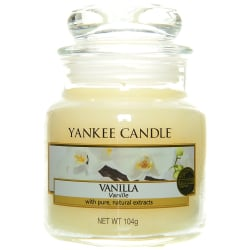 Yankee Candle Classic Small Jar Vanilla Candle 104g Ben vit