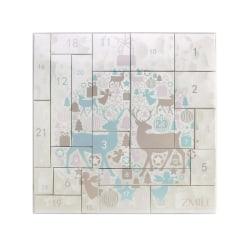 Zmile Cosmetics Advent Calendar Puzzle Reindeers Beige