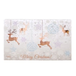 Zmile Cosmetics Advent Calendar Reindeers Grey