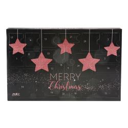 Zmile Cosmetics Advent Calendar Sparkling Stars Black