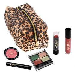 Zmile Cosmetics Beauty Bag Leo Look Brun