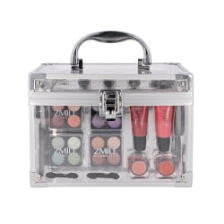 Zmile Cosmetics Makeup Box Acrylic Pink