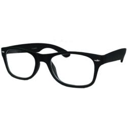 """ColorAy Läsglasögon """"Bella"""" Svart matt  svart +1.00"""