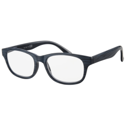 """ColorAy Läsglasögon """"Lyon"""" Svart / Grå +1.00 +1.00"""