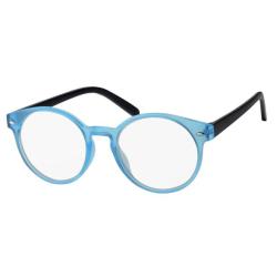 Coloray Läsglasögon Salerno, Svart/Transp blå  +1.50 - +2.50 +1.50