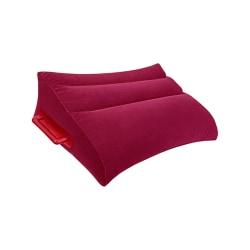 Adam & Eve: Inflatable Position Pillow Röd