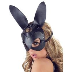 Bad Kitty: Bunny Head Mask Svart