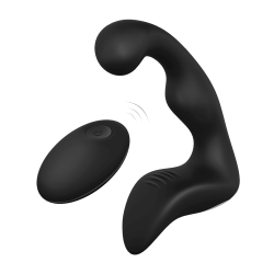 Dream Toys: Bootyful, Remote Booty Pleaser, svart Svart