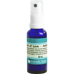 Icelandic Herbs: Secret of Love, 30 ml