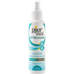 Pjur Med: After Shave, Calming & Moisturizing Spray, 100 ml Transparent