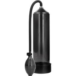 Pumped: Classic Penis Pump, svart Svart