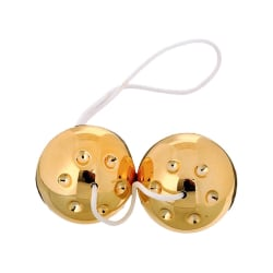 SevenCreations: Metal Balls, gold Guld
