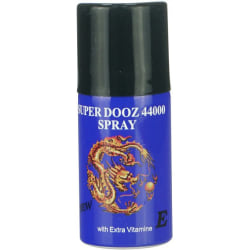 Super Dragon: 44000 Delay Spray, 45 ml Transparent