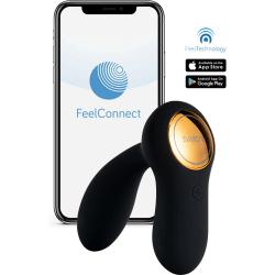 Svakom Connexion: Vick Neo, Interactive Prostate & Perinuem M... Svart