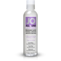 System JO: All-in-One, Lavender, 120 ml Transparent