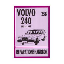 VOLVO 240 1981-1993 Svensk Reparationshandbok