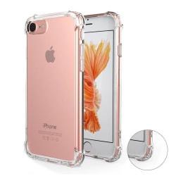 Iphone SE/8/7 Skal förstärkta hörn Transparent