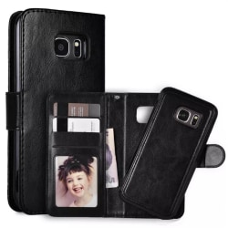 Samsung Galaxy S10 Fodral Plånbok Magnetskal Svart Svart