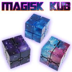 Infinity Cube |  Galax 2021! | ∞ | Nyhet! | Bästa fidget