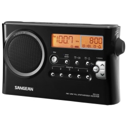 SANGEAN RADIO PRD4 BLACK