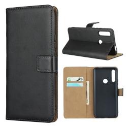 iCoverCase | Huawei P Smart Z | Plånboksfodral Black