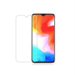 iCoverCase | OnePlus 6T | 2-Pack Skärmskydd | Härdat Glas Transparent