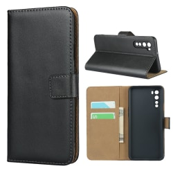 iCoverCase | OnePlus Nord 5G | Plånboksfodral   Black