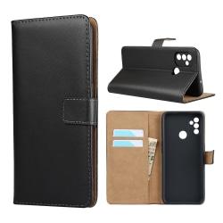 iCoverCase | OnePlus Nord N100 | Plånboksfodral   Svart